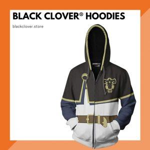 Black Clover Hoodie