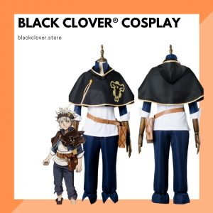 Black Clover Outfit and Cosplay