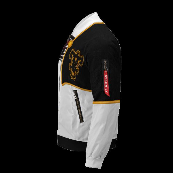 asta demon skin bomber jacket 354792 - Black Clover Merch Store