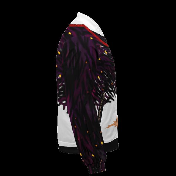 asta demon skin bomber jacket 466394 - Black Clover Merch Store