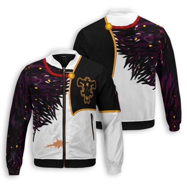 asta demon skin bomber jacket 583207 - Black Clover Merch Store