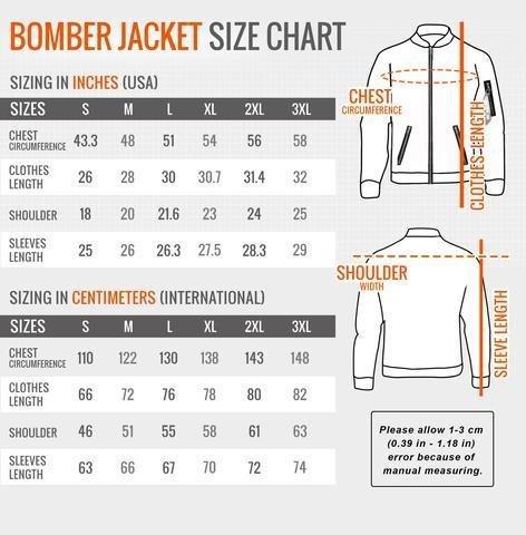 asta demon skin bomber jacket 613038 - Black Clover Merch Store