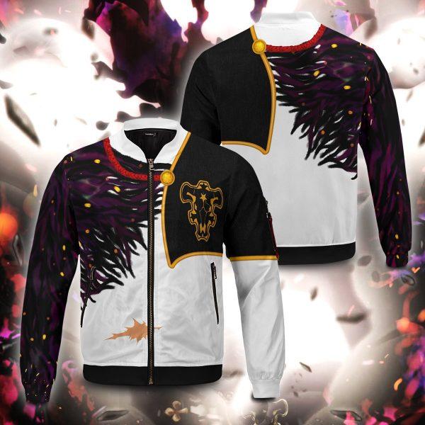 asta demon skin bomber jacket 635406 - Black Clover Merch Store