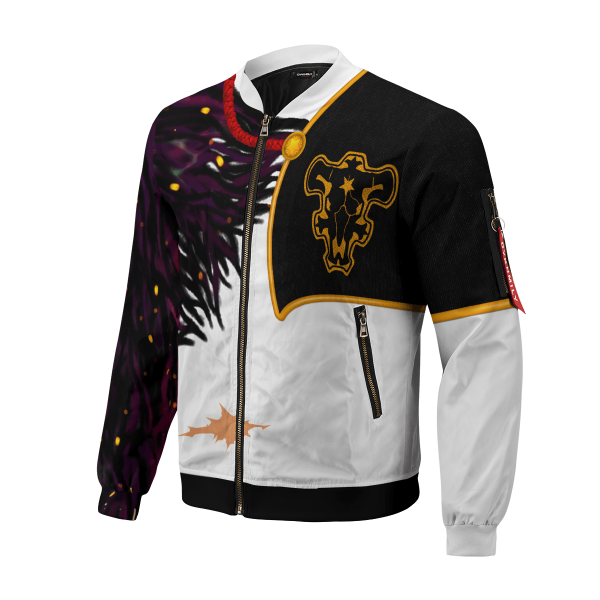 asta demon skin bomber jacket 678953 - Black Clover Merch Store