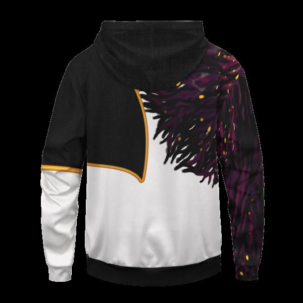 asta demon skin unisex pullover hoodie 864540 - Black Clover Merch Store
