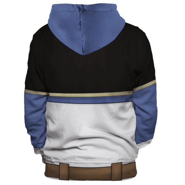asta unisex pullover hoodie 420001 - Black Clover Merch Store