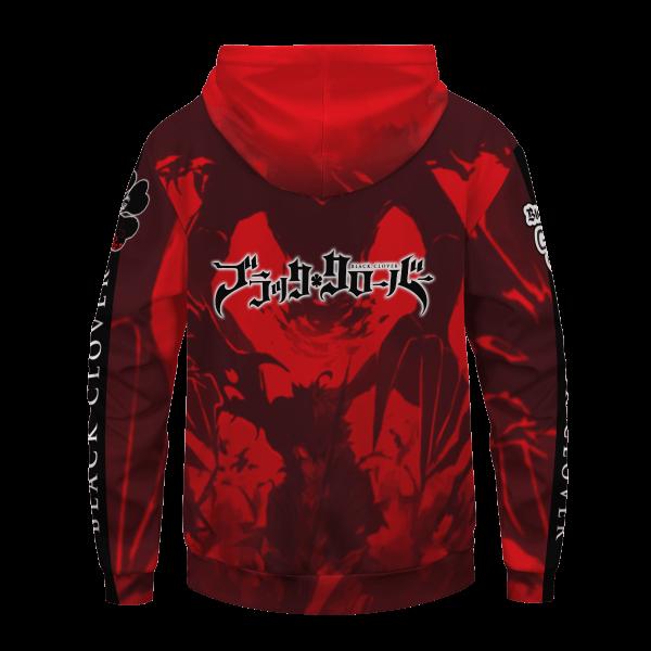 black asta unisex pullover hoodie 760097 - Black Clover Merch Store