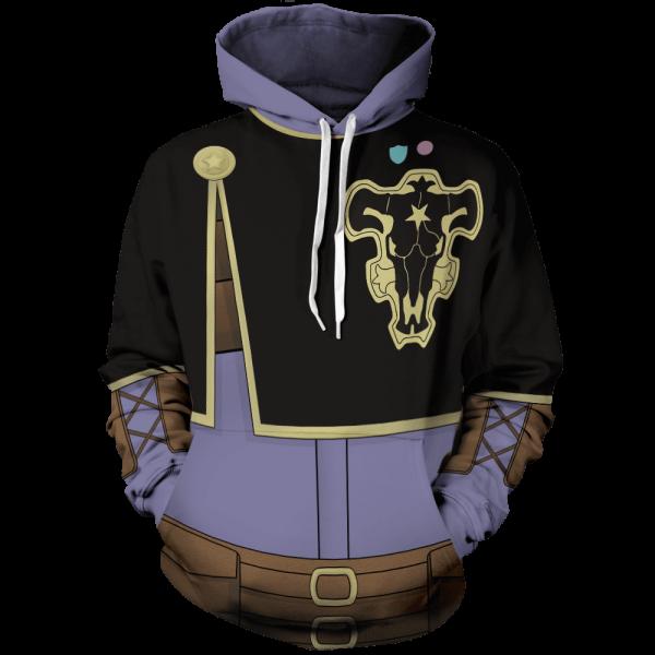 gauche adlai unisex pullover hoodie 687355 - Black Clover Merch Store