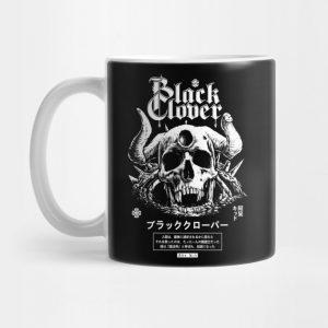 Demon Skull Black Clover