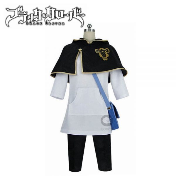 Anime Black Clover Charmy Pappitson Cosplay Costume Custom Made For Halloween Christmas 2 - Black Clover Merch Store