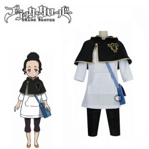 Anime Black Clover Charmy Pappitson Cosplay Costume Custom Made For Halloween Christmas - Black Clover Merch Store