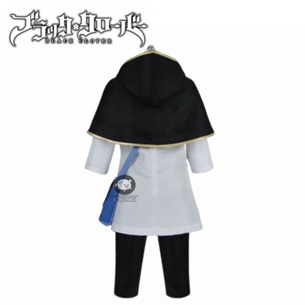 Anime Black Clover Charmy Pappitson Cosplay Costume Custom Made For Halloween Christmas 4 - Black Clover Merch Store