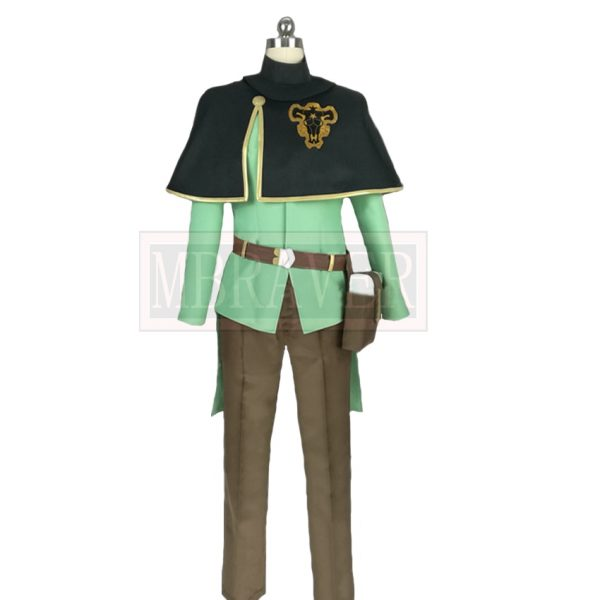 Black Clover Finral Roulacase Cosplay Costume Custom Made Any Size 1 - Black Clover Merch Store