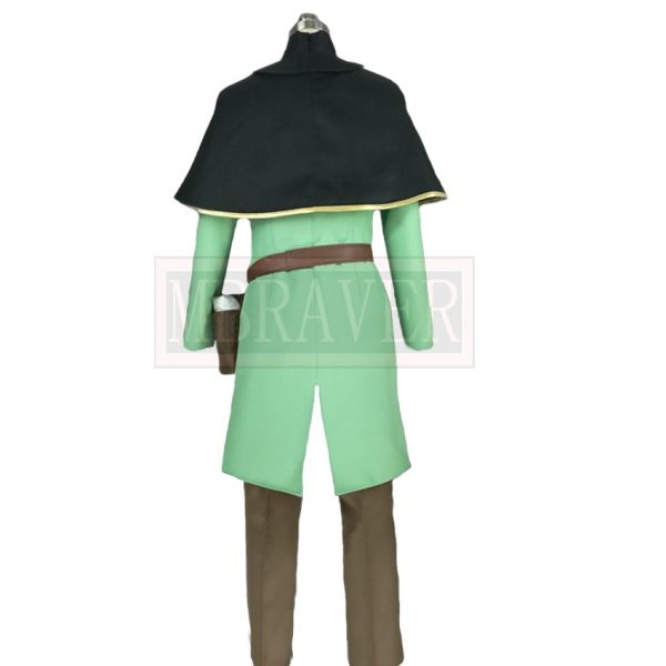 Black Clover Finral Roulacase Cosplay Costume Custom Made Any Size 2 - Black Clover Merch Store