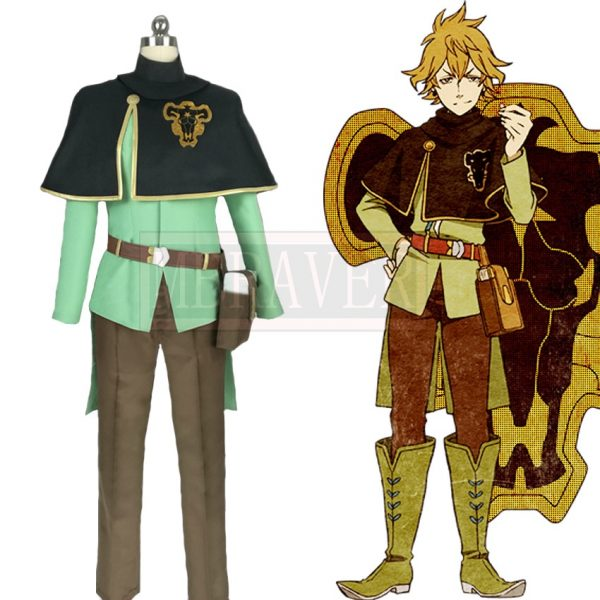 Black Clover Finral Roulacase Cosplay Costume Custom Made Any Size - Black Clover Merch Store