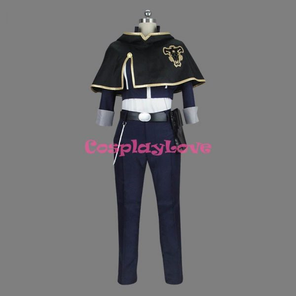 Black Clover Magna Swing Cosplay Costume Custom Made For Halloween Christmas CosplayLove 5 - Black Clover Merch Store