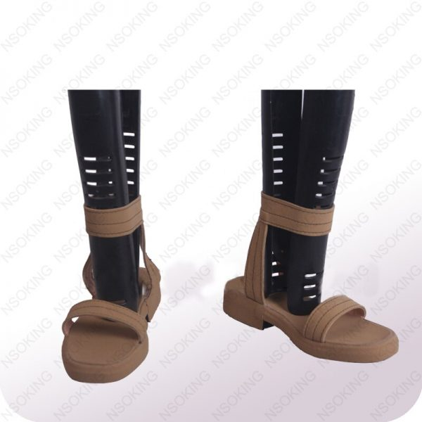Black Clover Noell Silva Boots Anime Cosplay Shoes custom made 1 - Black Clover Merch Store