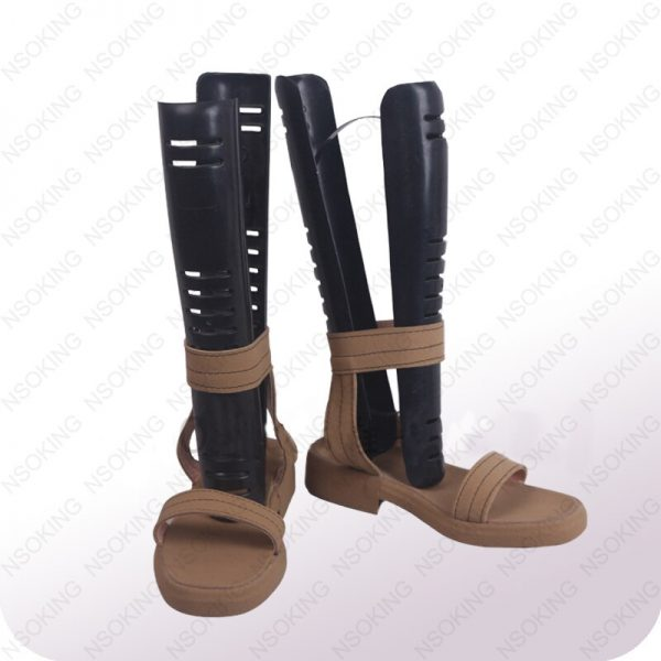Black Clover Noell Silva Boots Anime Cosplay Shoes custom made 2 - Black Clover Merch Store