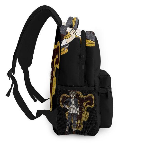 Black Clover School Bags ASTA Black Clover Beautiful backpack for Men Women 2 - Black Clover Merch Store