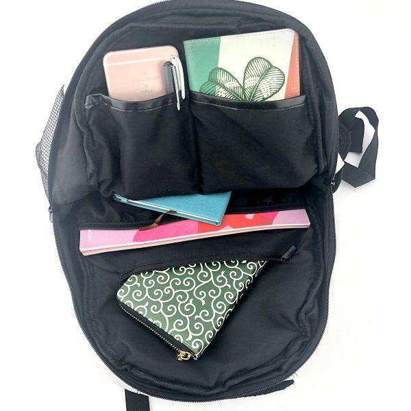 Black Clover School Bags ASTA Black Clover Beautiful backpack for Men Women 4 - Black Clover Merch Store