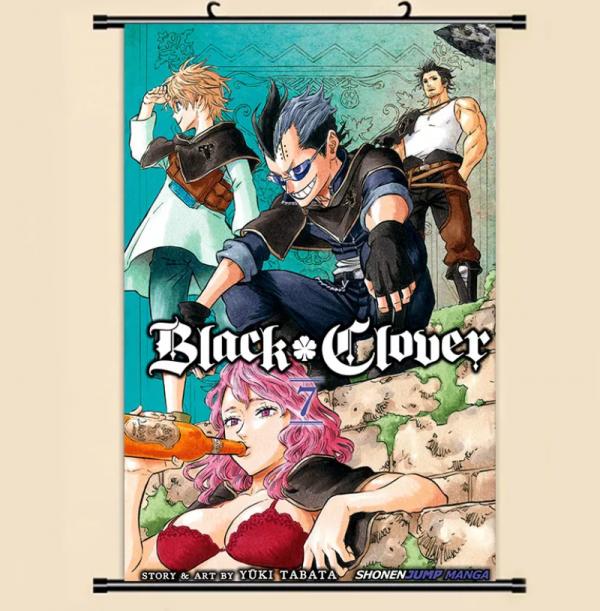 Capture - Black Clover Merch Store
