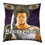 Black Clover Body Pillow: Asta and Noelle