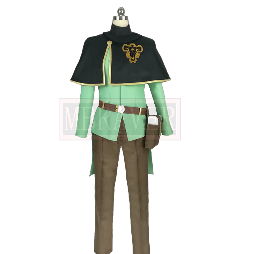 Black Clover Cosplay: Finral Roulacase Cosplay Costume Custom Made Any Size