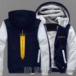Black Clover Jacket: Black Clover Thick Winter Jacket