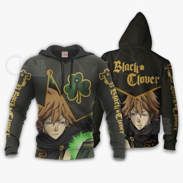 finral jacket - Black Clover Merch Store