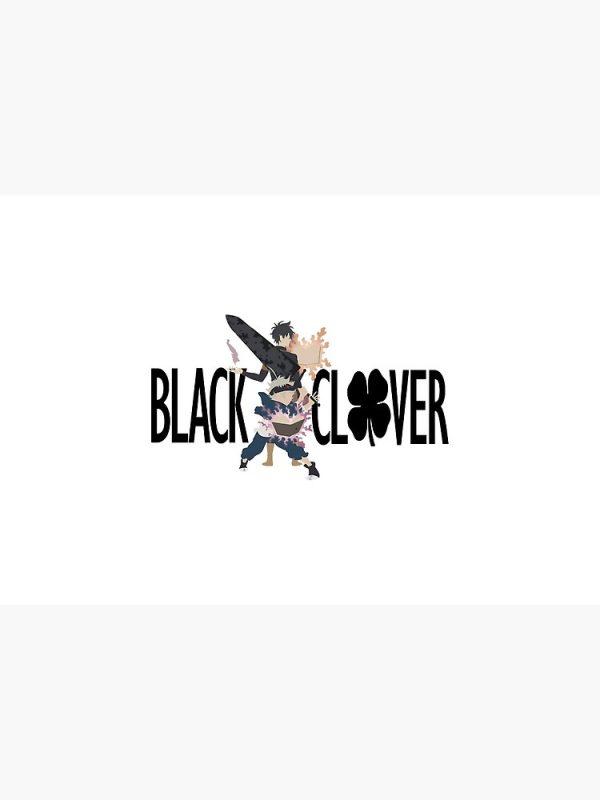 artwork Offical Black Clover Merch