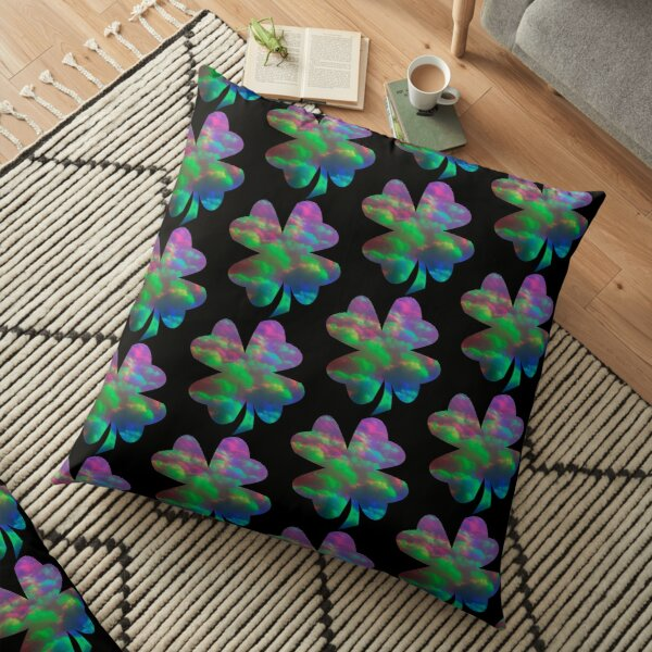 FOUR-LEAF CLOVER Floor Pillow RB2704product Offical Black Clover Merch
