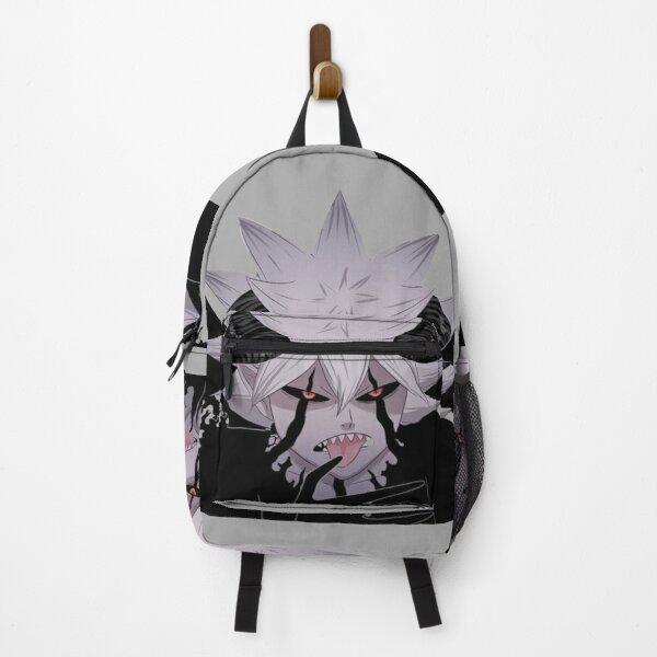 black clover asta Backpack RB2704product Offical Black Clover Merch