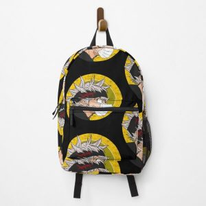 Keep healty asta  Backpack RB2704product Offical Black Clover Merch
