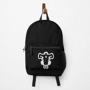 BEST TO BUY - Black Clover Black Bulls Merchandise Backpack RB2704product Offical Black Clover Merch