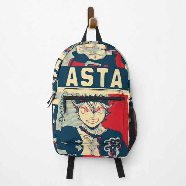Asta - Magic Knight Backpack RB2704product Offical Black Clover Merch