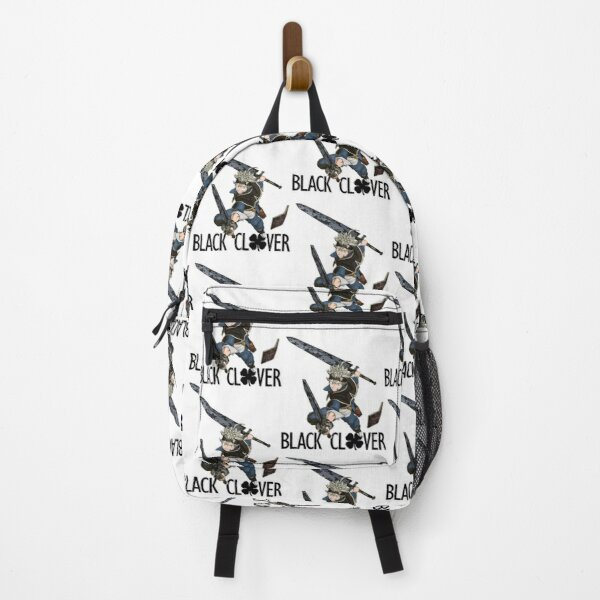 Asta and two swords  Backpack RB2704product Offical Black Clover Merch