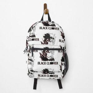 Asta black devil  Backpack RB2704product Offical Black Clover Merch