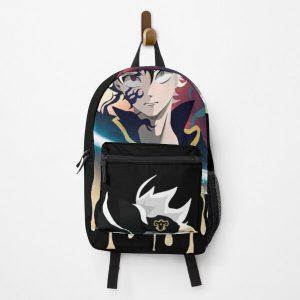 Asta black Clover Backpack RB2704product Offical Black Clover Merch