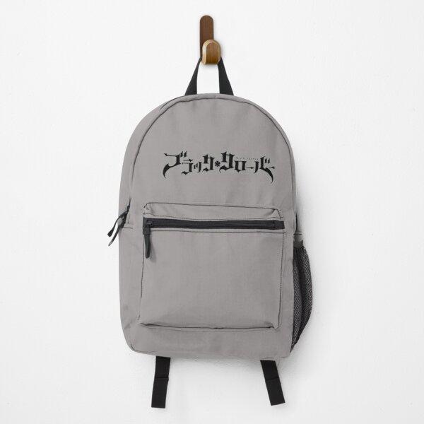 Black Clover  Backpack RB2704product Offical Black Clover Merch