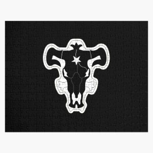 BEST TO BUY - Black Clover Black Bulls Merchandise Jigsaw Puzzle RB2704product Offical Black Clover Merch