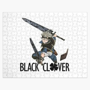 Asta and two swords  Jigsaw Puzzle RB2704product Offical Black Clover Merch