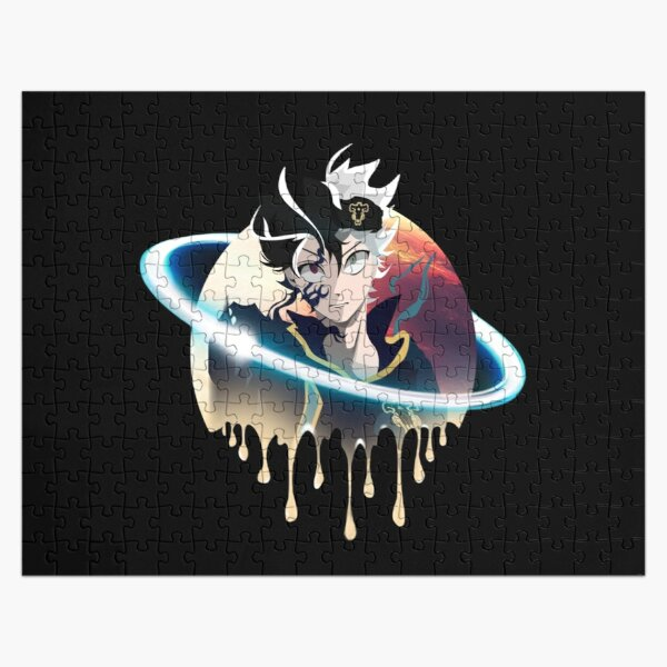 Asta black Clover Jigsaw Puzzle RB2704product Offical Black Clover Merch