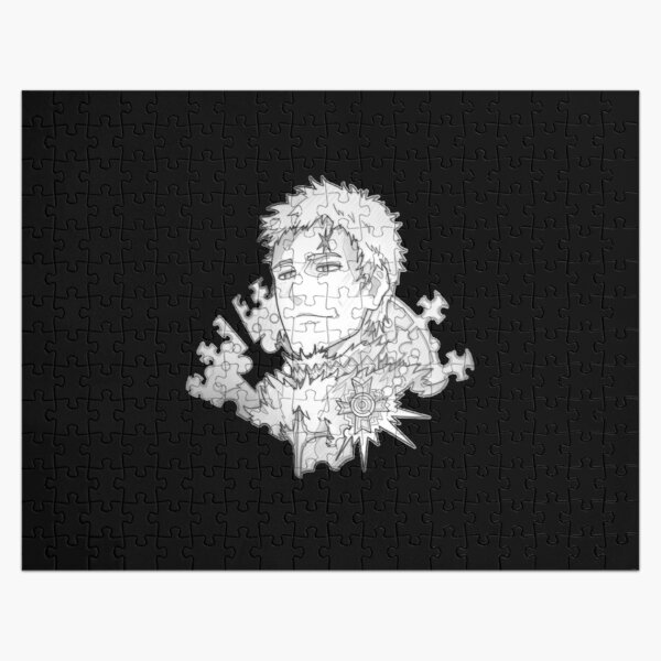 julius  Jigsaw Puzzle RB2704product Offical Black Clover Merch