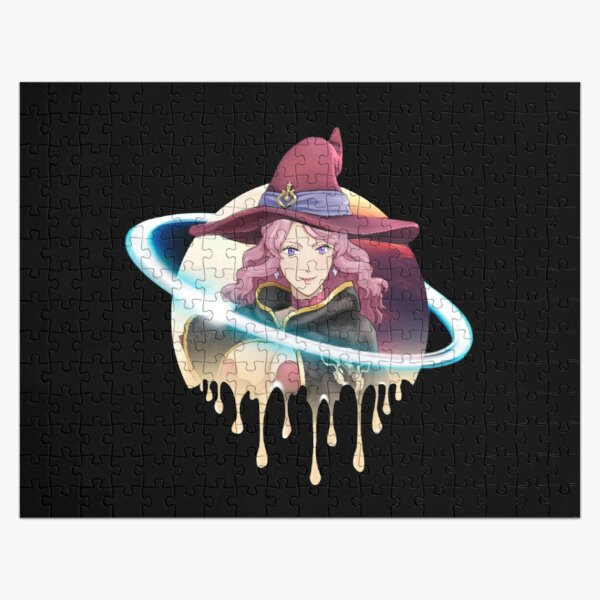 Vanessa Enoteca black Clover Jigsaw Puzzle RB2704product Offical Black Clover Merch