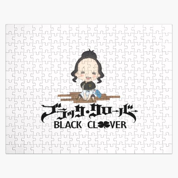 black clover charmy  Jigsaw Puzzle RB2704product Offical Black Clover Merch