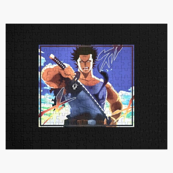 Yami Sukehiro | Black Clover  Jigsaw Puzzle RB2704product Offical Black Clover Merch
