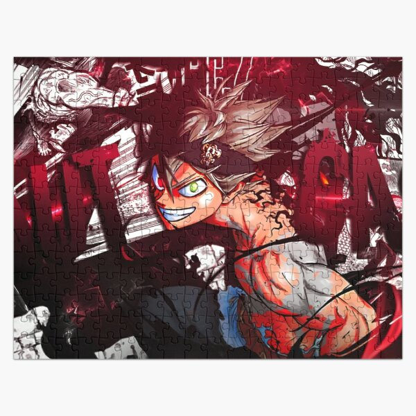 Asta from Black Clover Jigsaw Puzzle RB2704product Offical Black Clover Merch