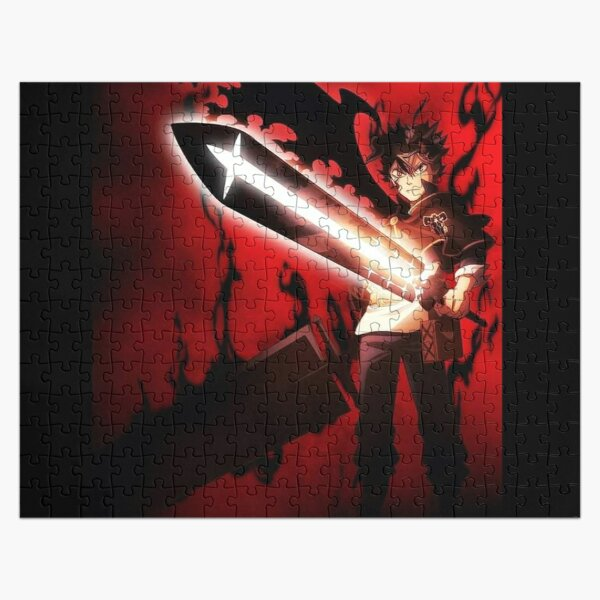 Black Clover Jigsaw Puzzle RB2704product Offical Black Clover Merch
