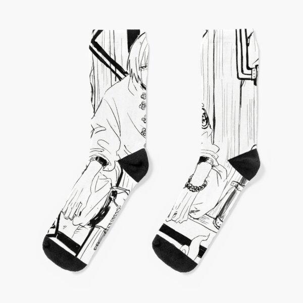 Benimaru Manga Collect Socks RB2704product Offical Black Clover Merch