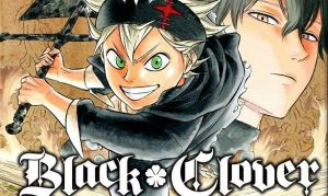Black Clover: Super manga, worthy of being the Sorcerer King of the new generation of comics!
